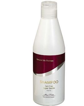 שמפו ללא מלחים - Mon Platin