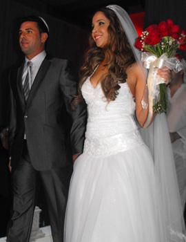 החתונה - שי ושירלי גרוסמן