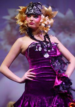 Mondial Coiffure Beauté 2007 - Irina Baranova