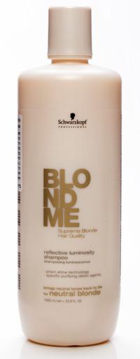 BLONDME Reflective shampoo