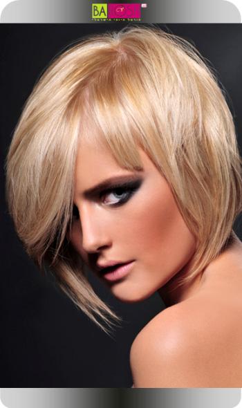 קארה בלונד - ניסו אשכנזי עיצוב שיער חורף 2009