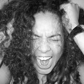 טריכוטילומניה - תלישת שיער
