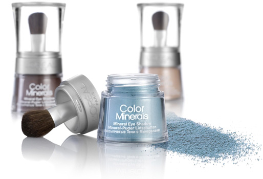 L'ORÉAL PARIS -COLOR MINERALS