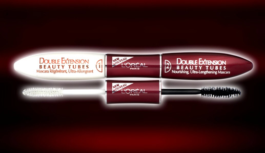 L'ORÈAL PARIS משיקה את DOUBLE EXTENTION BEAUTY TUBES