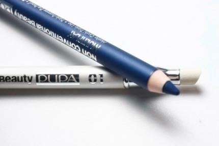 PUPA - איפור כחול לבן