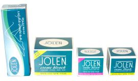 הסרת שיער באמצעות קרמים - Jolen