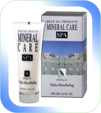 מינרל קר מוצרי ים המלח - Mineral care Dead sea products