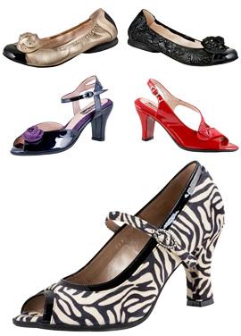 BeautiFeel - קולקציית נעליים אביב קיץ 2010. צילום: ארי אביץ.