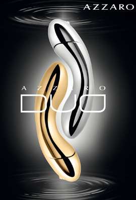 Azzaro Duo - בשמים חדשים לאישה ולגבר