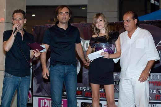 תחרות נערת ZAZA 2010