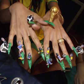 ביוטי פרו 2011 - תחרות קישוטי ציפורניים