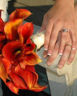 לקראת עונת החתונות - קישוטי ציפורניים לכלות