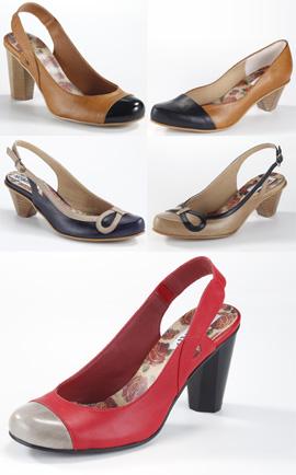 ליין וינטאג - נעלי בי יוניק
