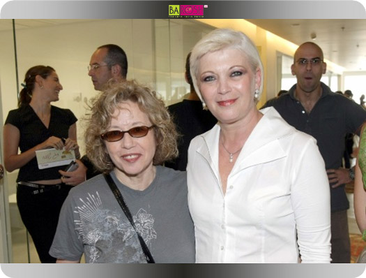 פנינה אדרי וחוה אלברשטיין - הרמת כוסית מוסיקלית NMC