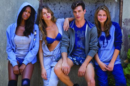 קולקציית ג'ינס- דלתא חורף 2011-2012