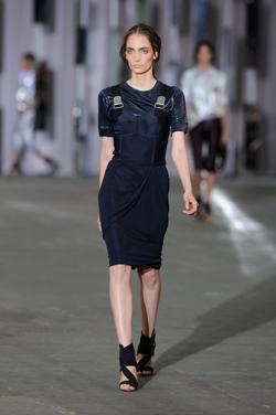 דיזל בלאק גולד בשבוע האופנה בניו יורק אביב-קיץ 2012