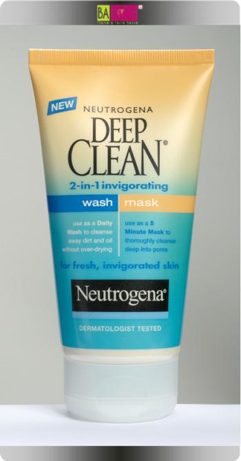 ניטרוג'ינה במבצע DEEP CLEAN 2 ב-1