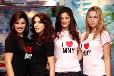 המועמדות לתחרות מלכת היופי 2009