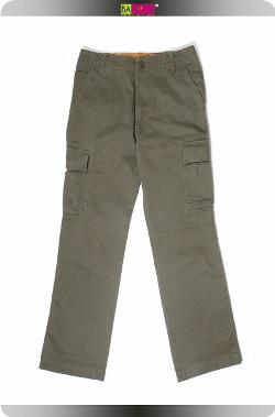 טימברלנד משיקה קולקציית מכנסי גברים לחורף 2009