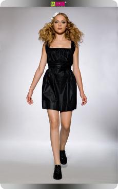 ערב סילבסטר 2009 עפי מעצב האופנה טום סלמה