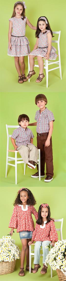 אופנת ילדים - epk קולקציית קיץ 2011. צילום: ג'ון מייק.