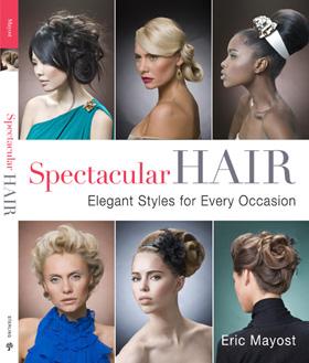 ספר תסרוקות Spectacular HAIR - אריק מאיוסט