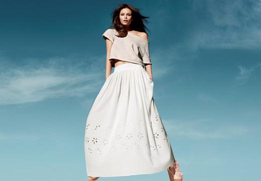 H&M - קולקציה לבנה לפסח