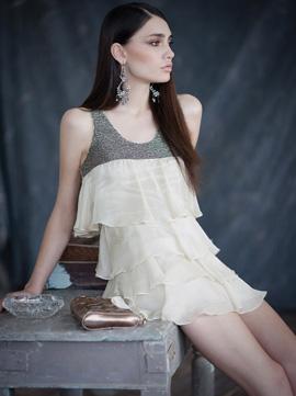 אופנה קרירה - ICE CUBE קיץ 2011. צילום: אלכס ליפקין.