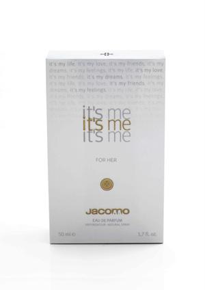 בושם לאשה בעיצוב אייפון מבית jacomo