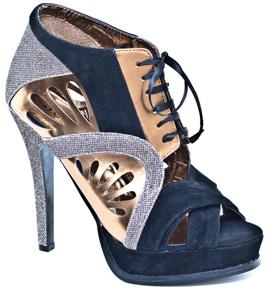 נעלי Josef - קולקציית קיץ 2011. צילום: שקד גורן.