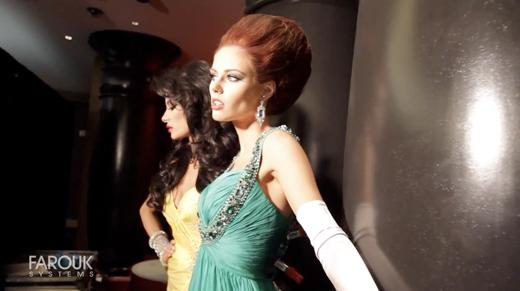 """קארין גל CHI בתחרות מיס יוניברס 2011. צילום: יח""""ץ chi ויח""""ץ מיס יוניברס"""