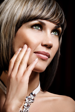 חידוש והצערת עור הפנים- קרנית מלמד