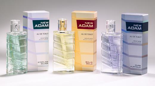 לילית קוסמטיקה תשווק את ADAM ו-EVE - סדרת בשמי ADAM