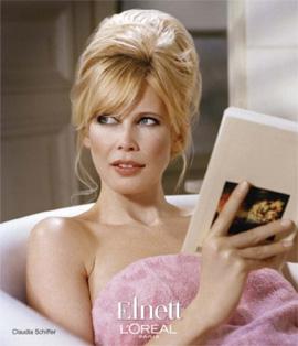 ספריי לשיער בן 50 - ELNETT LOREAL PARIS