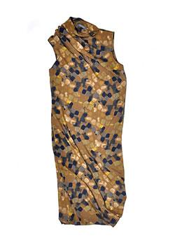 שמלה זוהרה מאיה נגרי מסובבת 980 שח