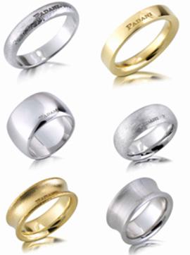טבעות נישואין - פדני תכשיטנים