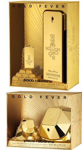 GOLD FEVER - Paco Rabanne