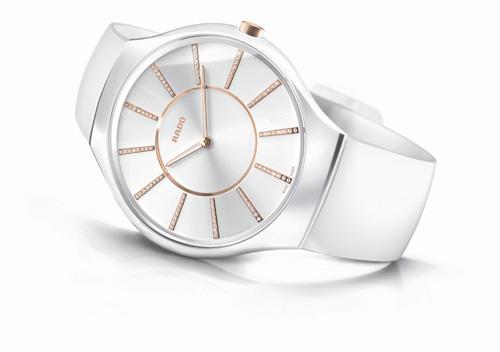 סדרת שעונים דקים מבית RADO