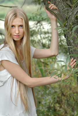 טיפוח שיער ארוך - רפאל אברמוב