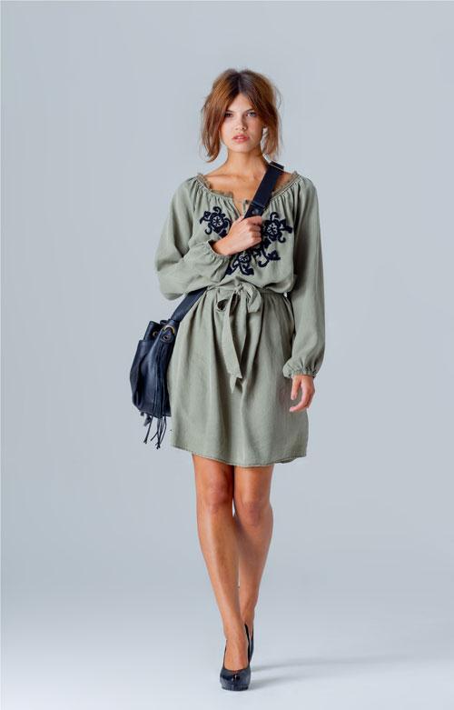 קולקציית השמלות של סאקס לחורף 2012