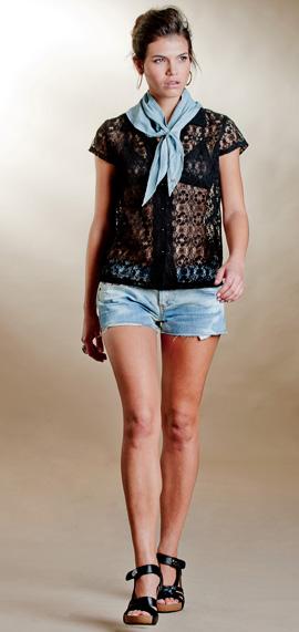 קולקציית ג'ינסים קיץ 2011 - SACK'S