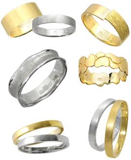כל הטרנדים - טבעות נישואין 2010