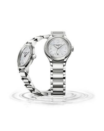 קולקציית שעונים נשית חדשה מביתBAUME & MERCIER