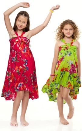 סולוג -קולקציית אופנת ילדים אביב קיץ 2011