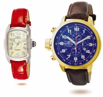 """ומקבלים 300 ש""""ח מתנה לרכישת שעון של אינווקטה."""