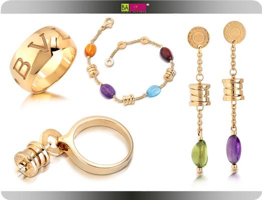 רשת פדני תכשיטנים משיקה שתי קולקציות תכשיטים חדשות של המותג בולגרי