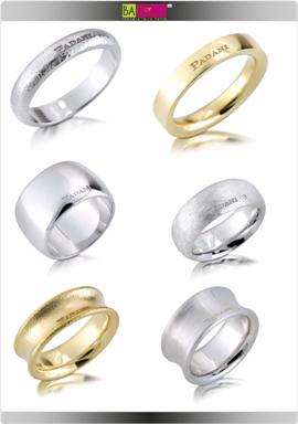 טבעות נישואין קיץ 2009 - פדני תכשיטנים