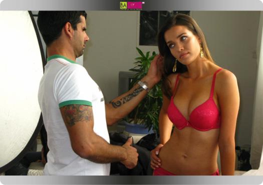 אינטימה - קמפיין הלבשה תחתונה אביב קיץ 2009
