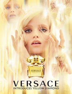 Versace Yellow Diamond הבושם החדש מבית ורסאצ'ה