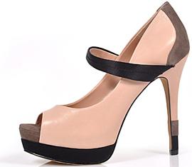 VINCE CAMUTO - קולקציית נעליים אביב קיץ 2011. צילום: אפרת אשל.